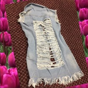 Tops - Distressed Top